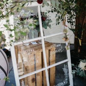 Hochzeitsdekoration SILBERKNOSPE
