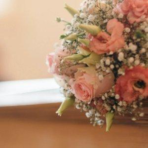 Bridesmaidsstrauss SILBERKNOSPE
