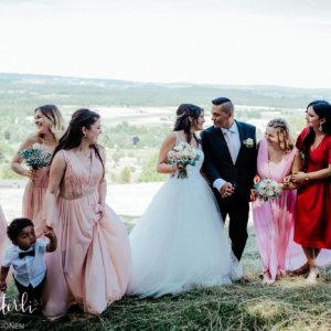 Brautstrauss Bridesmaidsträusse SILBERKNOSPE