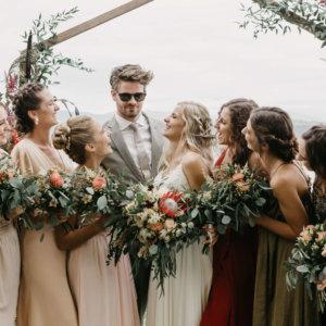Hochzeitsfloristik Ostschweiz SILBERKNOSPE